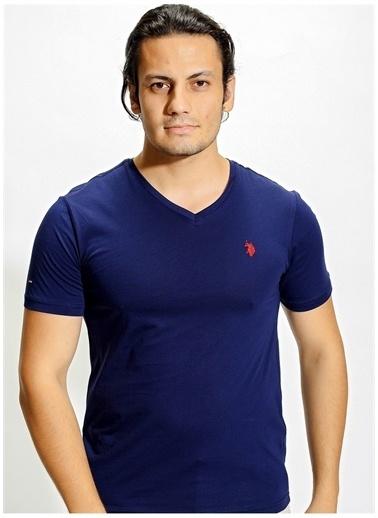 U.S. Polo Assn. U.S. Polo Assn. T-Shirt Lacivert